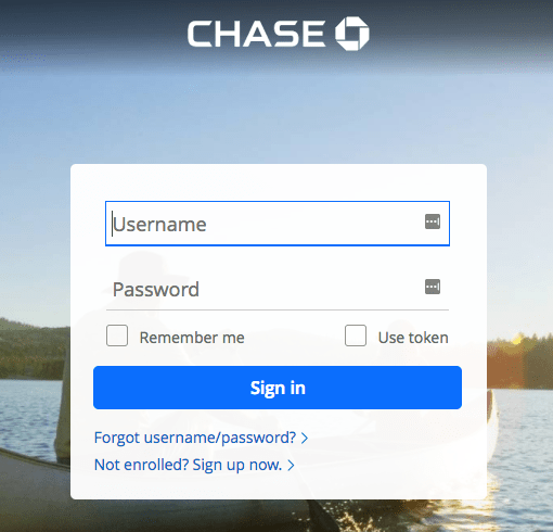 chase ultimate rewards shopping login