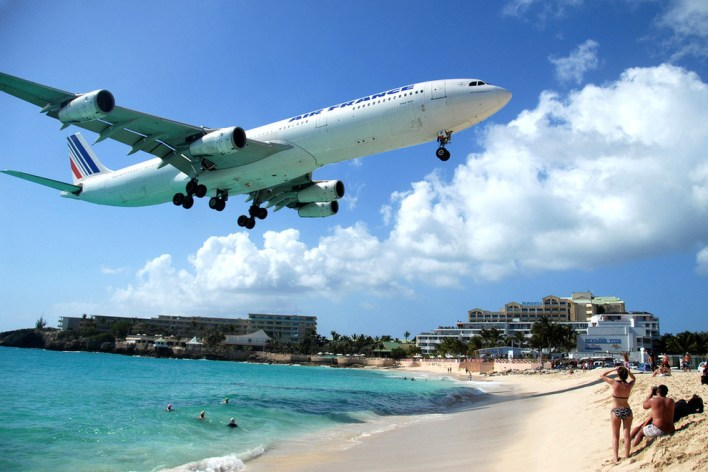 Citi ThankYou Flying Blue Caribbean