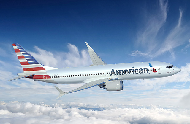 Boeing AA 737-800