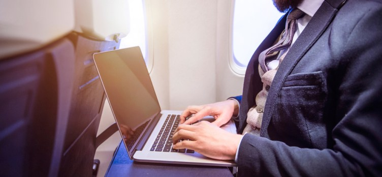 Laptop Ban on Airplane