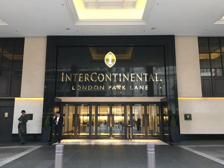 The InterContinental Park Lane, London