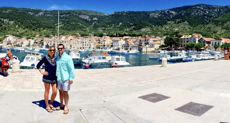 The Miles Genie, Croatia Couple