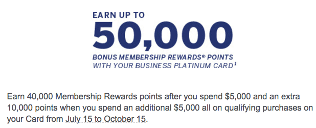 Business Platinum 50k