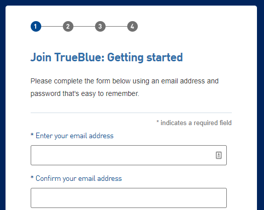 Join TrueBlue
