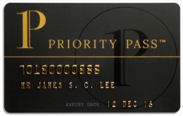 Priority Pass Basic Card