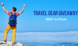 Upgraded Points Travel Gear Giveaway