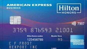 The jetblue business credit card review is it worth it the hilton honors american express business card reheart Gallery