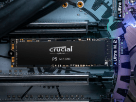 Crucial P5 SSD Extraordinary,Fast…