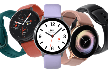 Galaxy Watch Active 2 Getting Tizen 5.5 Update in India
