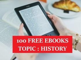 100 free ebooks epub – very specific history topics from Gutenberg epub