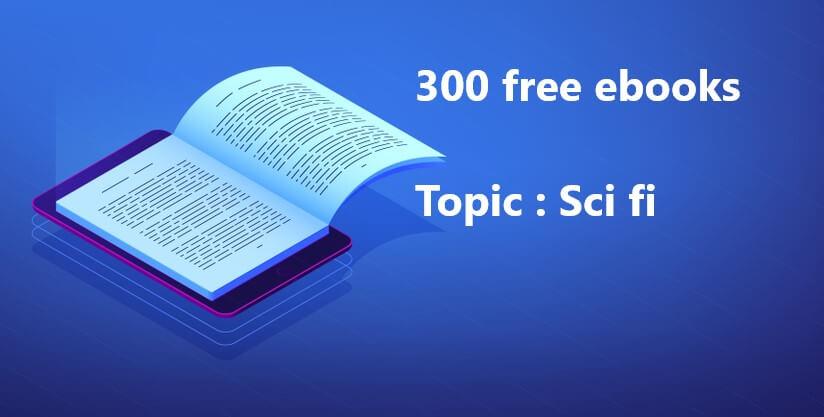 300 free science fiction ebooks epub