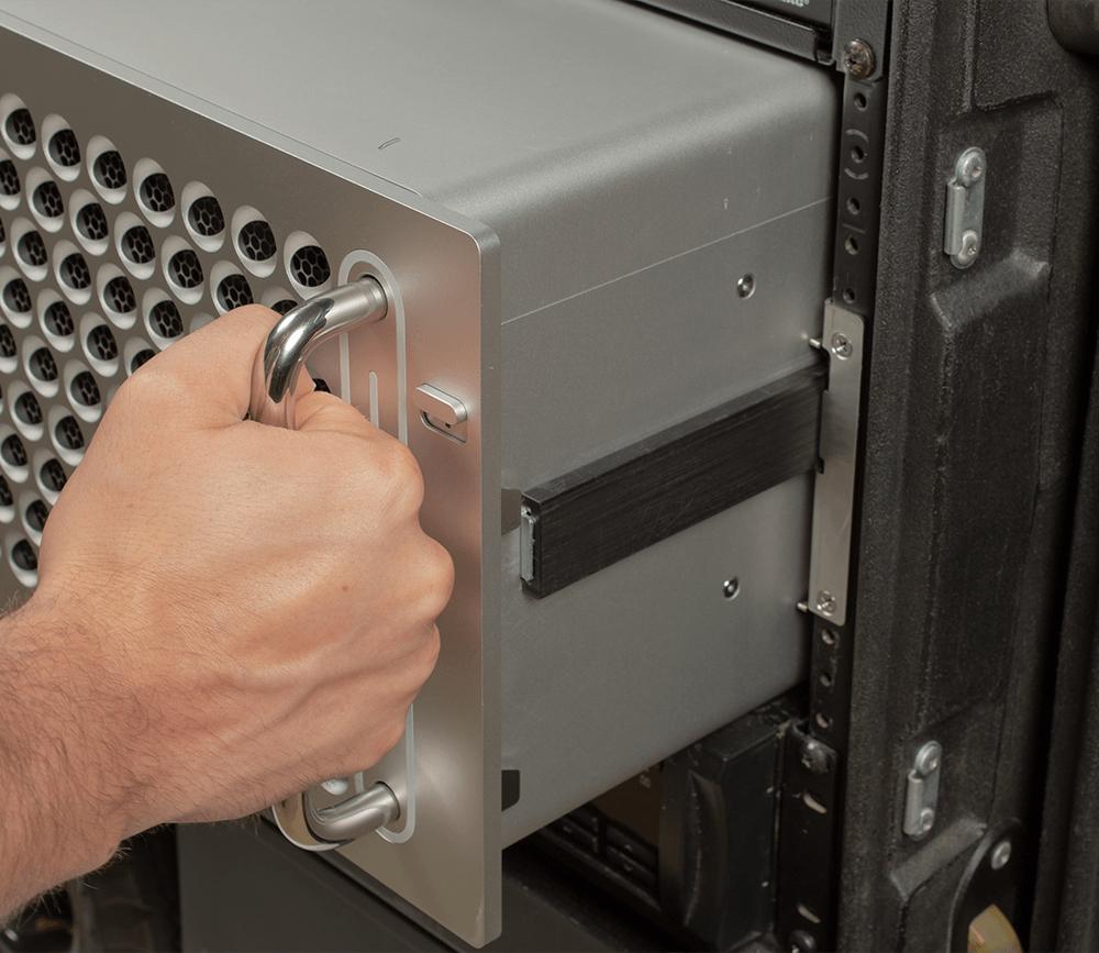 mac pro rack rail upgrade
