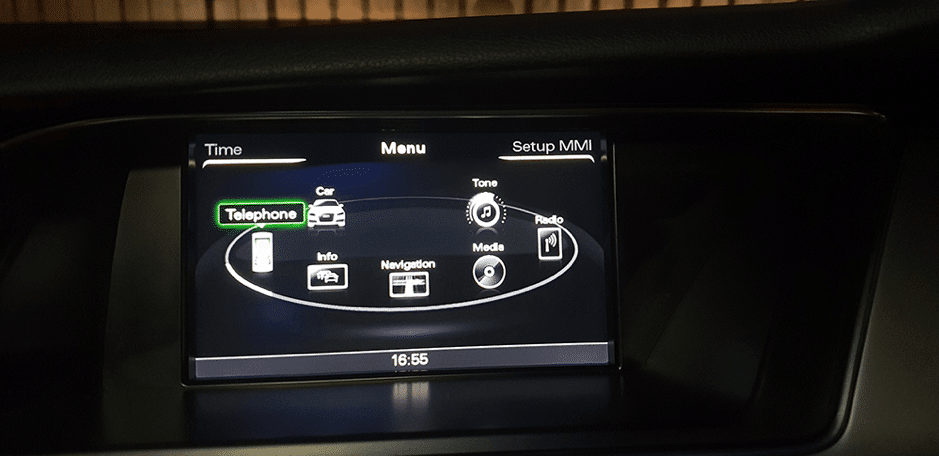 How to update maps Audi MMI 3G Plus / 3G High