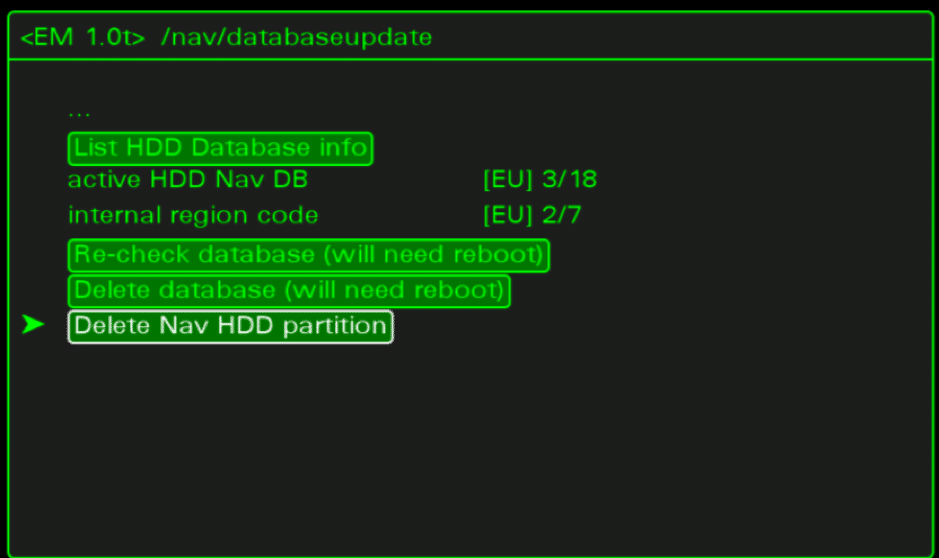 How to update maps Audi MMI 3G Plus / 3G High