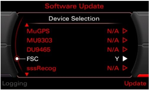 How to update maps in MMI 3G Basic - UpgradeMyAudi net
