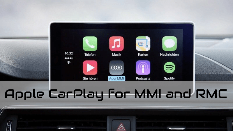 Of Contact Paper | Apple Carplay Aftermarket Audi Q3