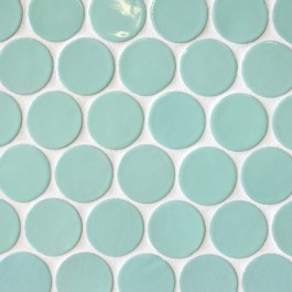 Mercury Mosaics - Penny Rounds tiles
