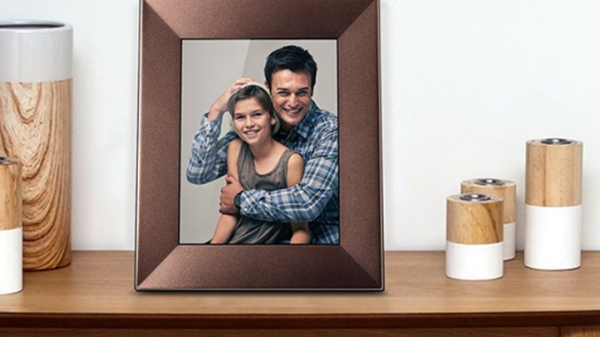Digital Picture Frames From Nixplay Work With Alexa