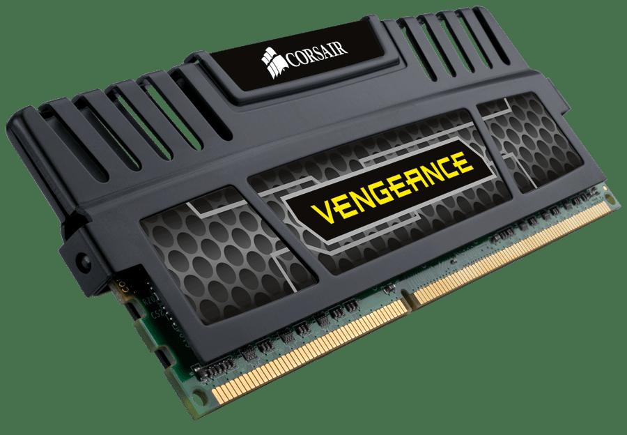 16GB DDR3-1600 Corsair Vengeance (2x8GB)