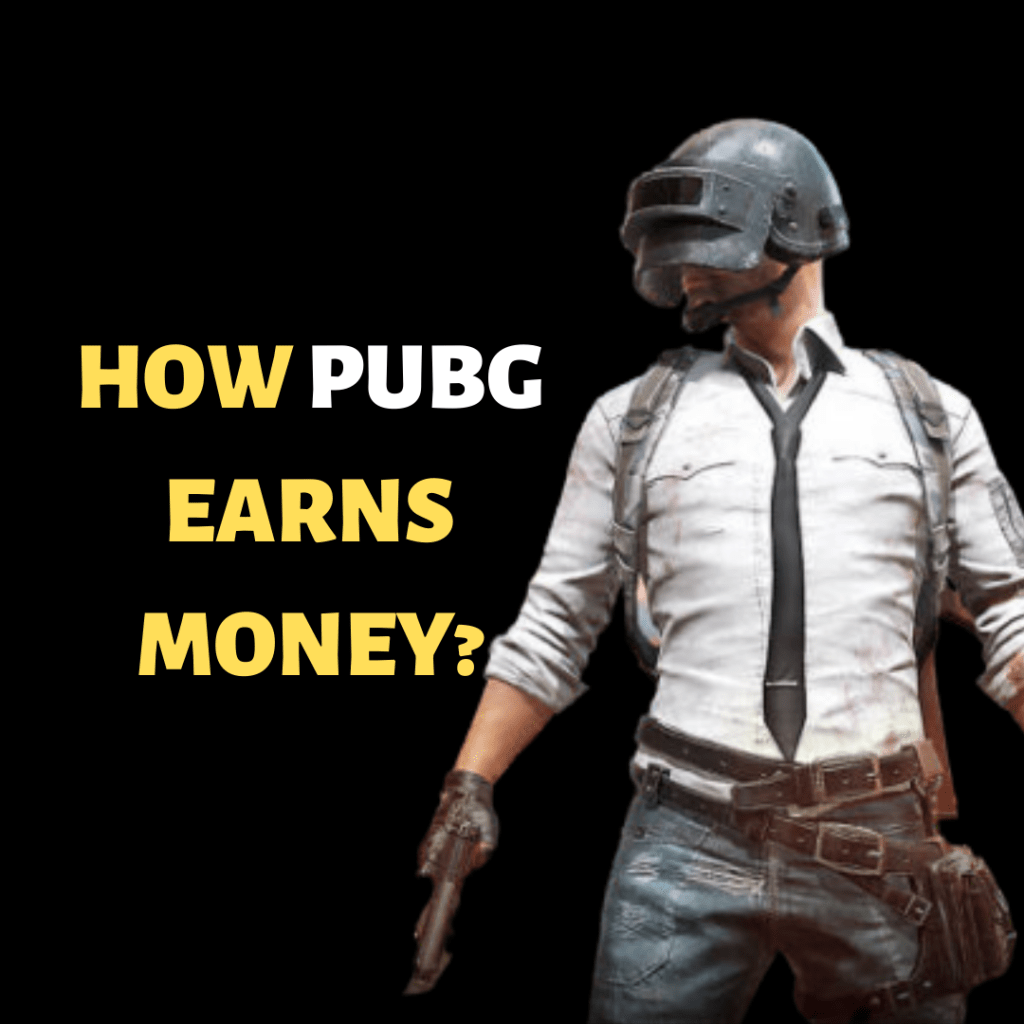 how pubg earns money