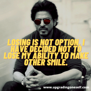 quotes from shahrukh khan