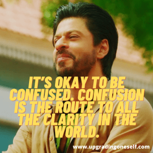 srk best quotes