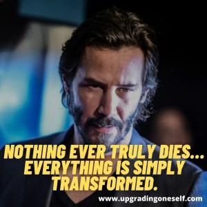 Keanu Reeves best quotes