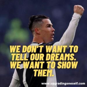 Ronaldo sayings