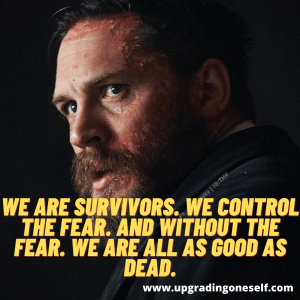 tom hardy quote