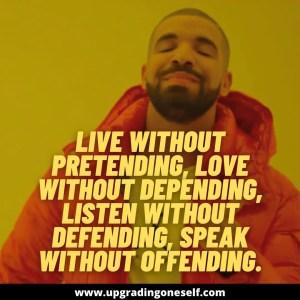 drake quotes edit