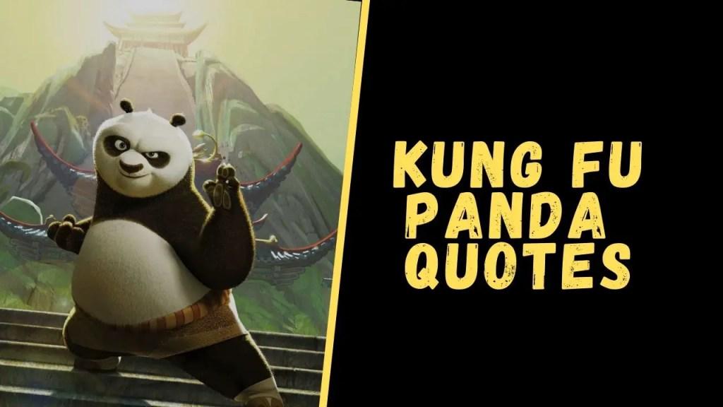kung fu panda quotes