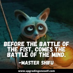 kung fu panda shifu quotes