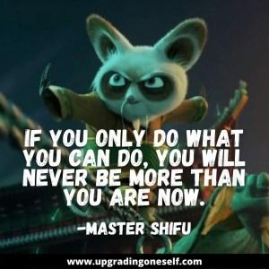 shifu quotes