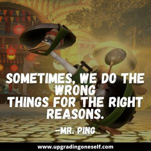 kung fu panda best quotes
