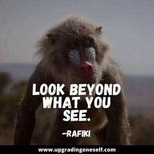 lion king Rafiki quotes