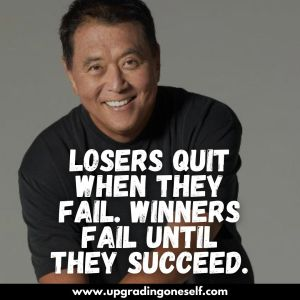 robert kiyosaki quotes on success