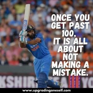 rohit sharma quotes