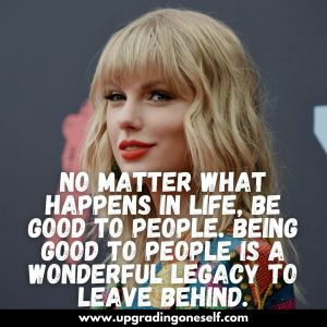 taylor swift inspiring quotes