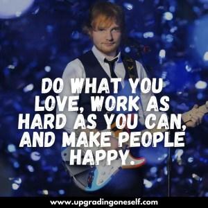 quotes by ed sheeran