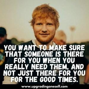 ed sheeran best quotes