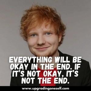 best ed sheeran quotes