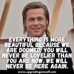 brad pitt best quotes