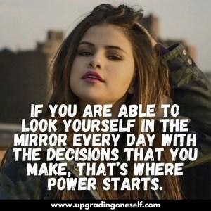 selena gomez best quote