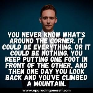 tom hiddleston best quotes