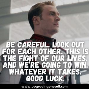 captain america quotes inspirational