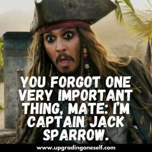 jack sparrow dialogues