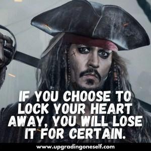 pirates of Caribbean quotes