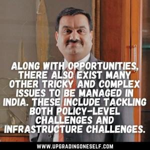 quotes from gautam adani