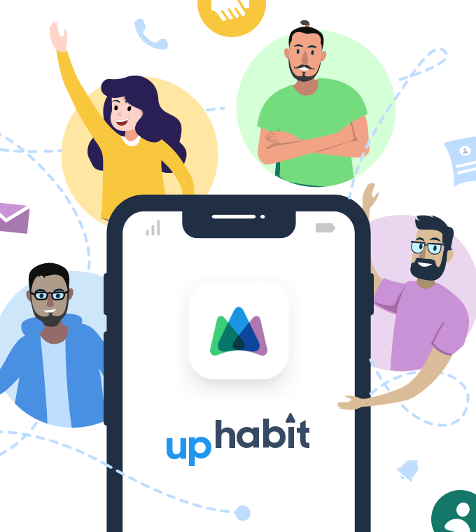 UpHabit - Your Personal CRM