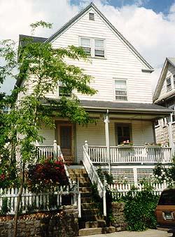 William Monroe Trotter House-Jones Hill